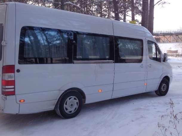 Заказ,аренда микроавтобуса в Новосибирске , фотография 4