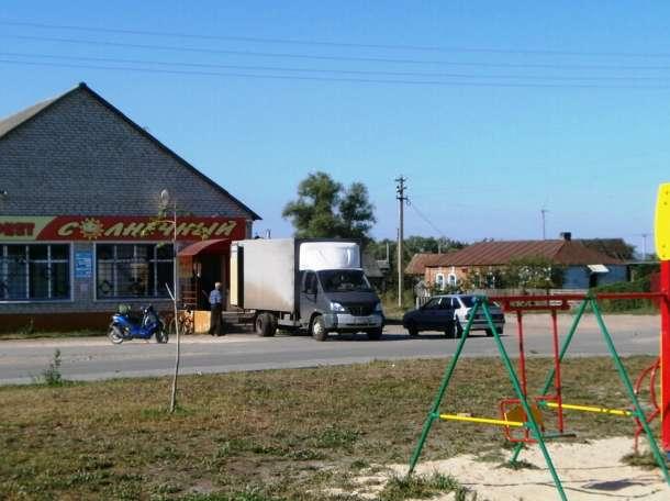Продается земельный участок для строительства дома по ул. Лесной  в селе Большой Хомутец Липецкой области., фотография 1