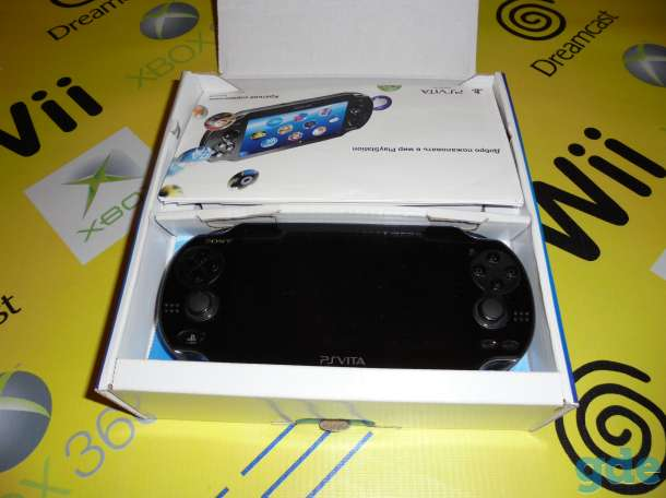 PlayStation Vita, фотография 3
