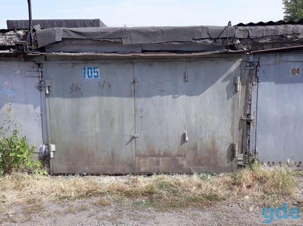Продам гараж, чистая продажа, Сталеваров 7, фотография 1