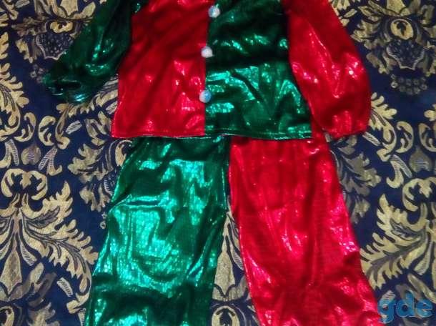 новогодний костюм петрушка, фотография 1