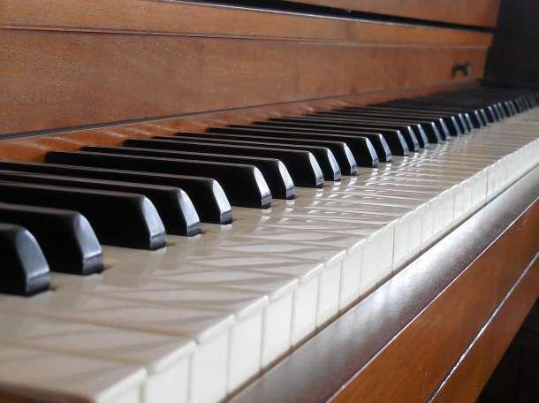 Настройка, ремонт пианино, фортепиано в Называевске, фотография 1