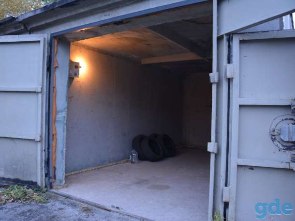 Продам гараж на топографе, Сибирская 6\3, фотография 1