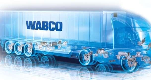 Установка АБС(wabco)  и УОС (НК 80) на грузовые машины,прицепы и полуприцепы, фотография 1