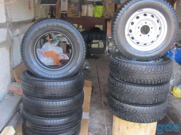 Комплект колес на дисках для Шеви, фотография 4