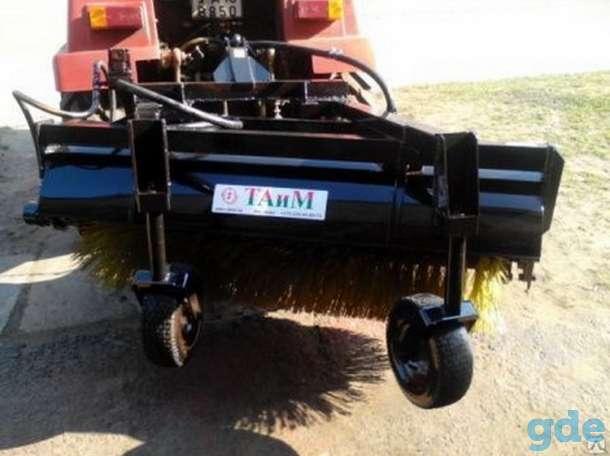 Оборудование щеточное ЩО-1500.00.00.000 к МТЗ-320, фотография 2