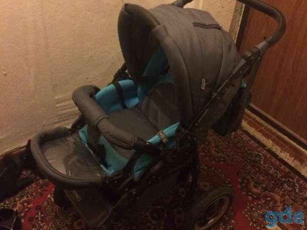 Продаётся детская коляска Adamex 2в1, фотография 3