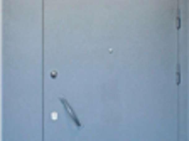 Тамбурные металлические двери, стальные решётки, кладовки, фотография 6