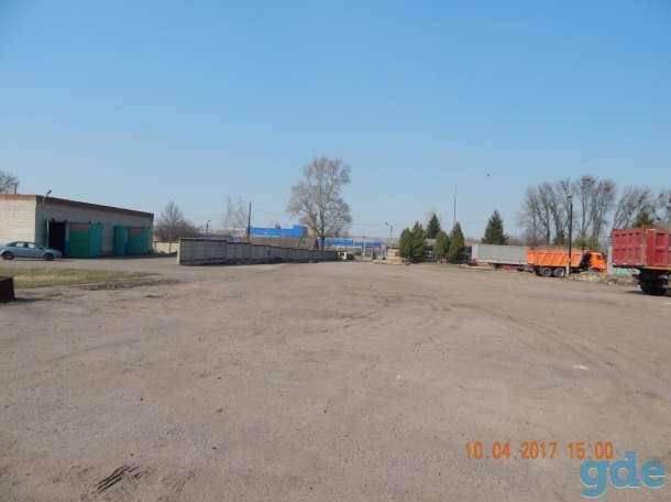Продаётся бывшая нефтебаза компании Роснефть, Орловская область, пгт. Колпна, фотография 1