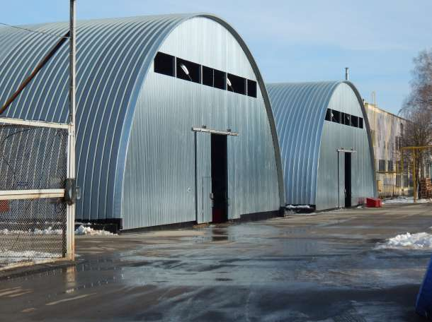 Ангары-склады, фотография 1