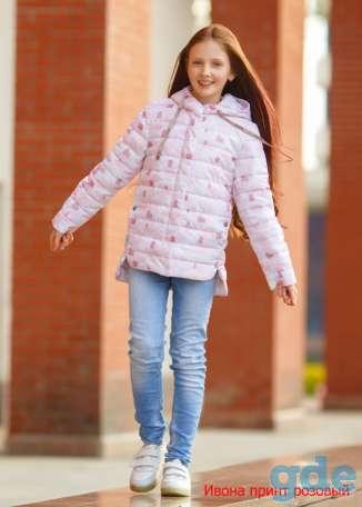 Весна-2018 детская верхняя одежда, фотография 5