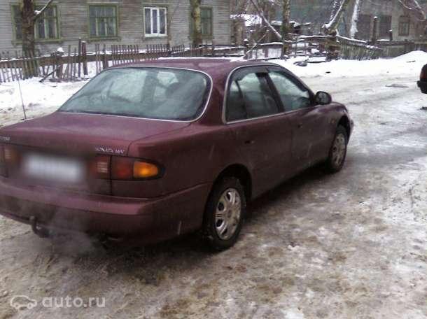 Hyundai Sonata III Седан 2.0 AT (139 л.с.), фотография 1