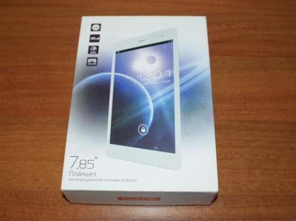 Планшет Qumo Vega 781 Black 8Gb+чехол в подарок, фотография 4