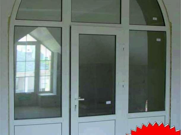 Изготовление  и установка металлопластиковых, алюминиевых, входных, межкомнатных, раздвижных и портальных дверей, фотография 1
