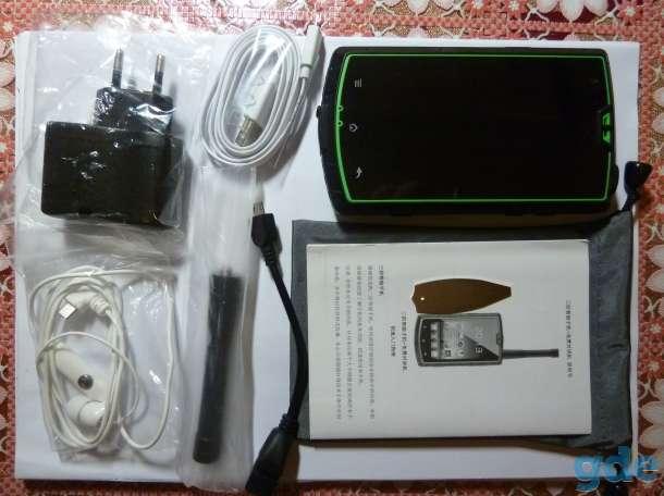 Защищенный смартфон с рацией, фотография 6