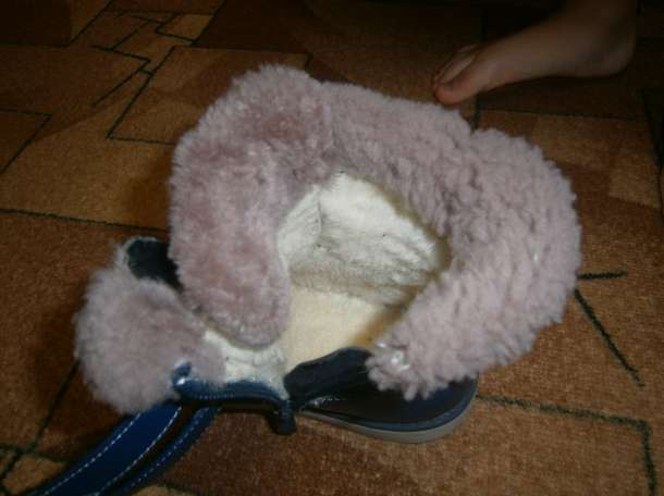 зимние сапоги , фотография 3