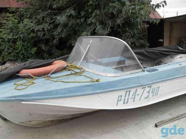 Лодка Казанка 5М3, фотография 1