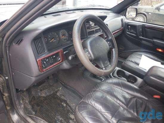 Jeep Grand Cherokee V8 5.9 Magnum 360, фотография 7