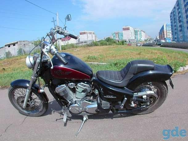 Продам мотоцикл Honda Steed, 1995 года., фотография 1