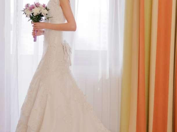 Свадебные украшения на машину, прокат. Свадебные платья, прокат., фотография 1