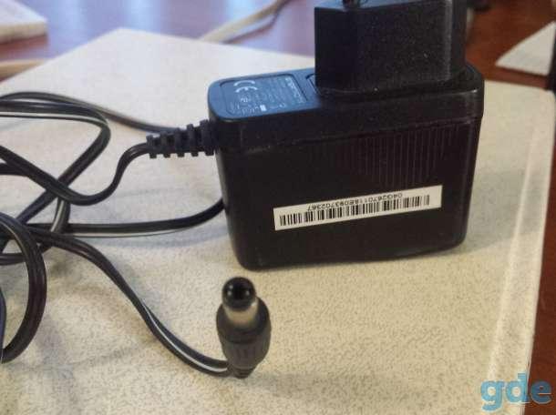 Зарядка адаптер питания с круглым выходом * на выходе 5 v * 2 Ампера * на входе 0.5 А * в отличном рабочем состоянии и в, фотография 2