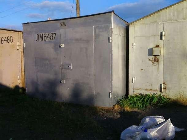 Сдам в аренду металлический гараж 3*6м. в Ленинском районе (Северный-1), фотография 1