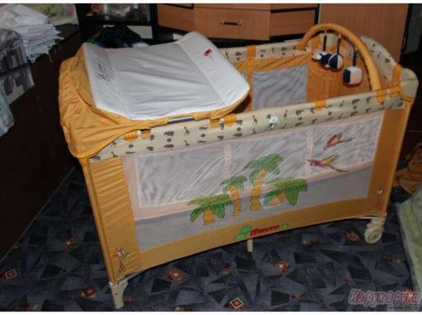 Кроватка-манеж (Африка), фотография 2