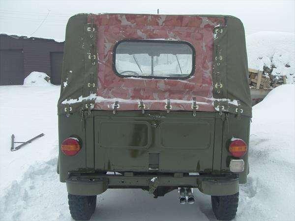 Продам ГАЗ 69, фотография 1