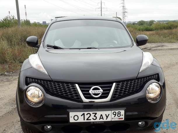 Nissan Juke, фотография 4