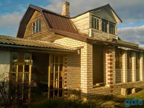 Кирпичная дом - дача с баней, гаражом и хозяйством у Псковского озера, фотография 3