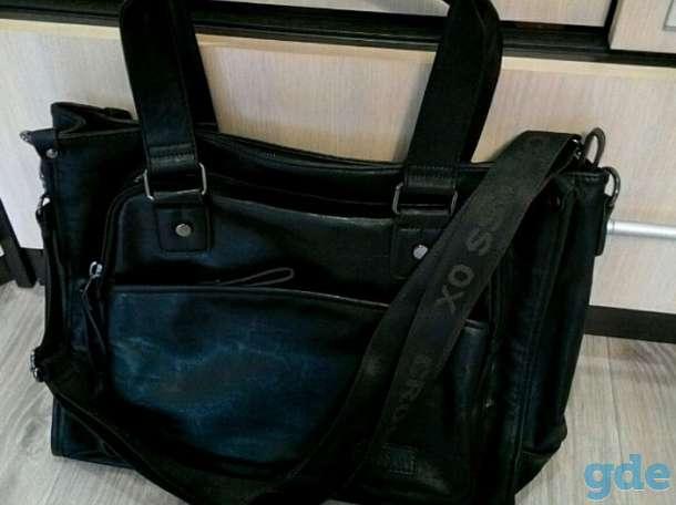 da1ee52d14c6 Кожаная сумка Кожаная сумка, довольно большого размера, | Сумки для ...