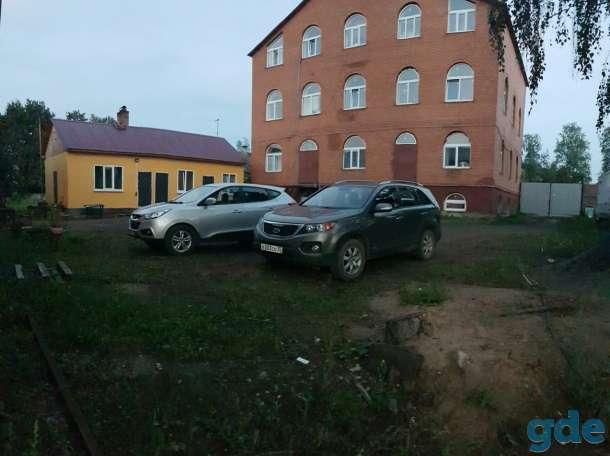 жилой дом всроеными магозинами, вологодская обл. вытегра ул. лененградский тракт дом №5, фотография 2