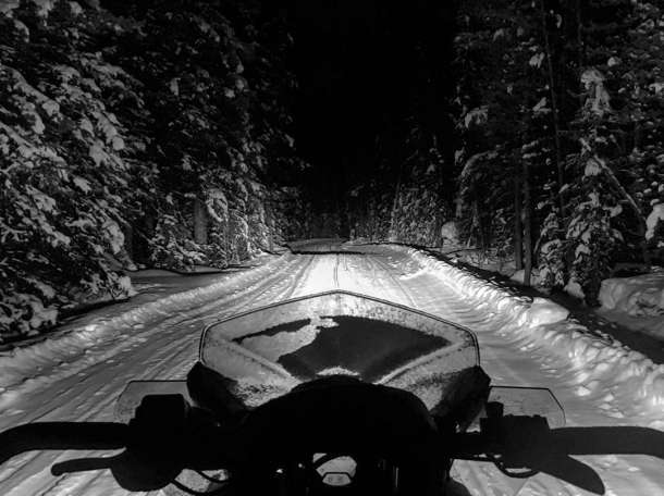 Прокат снегоходов в Наро-Фоминском районе, фотография 3