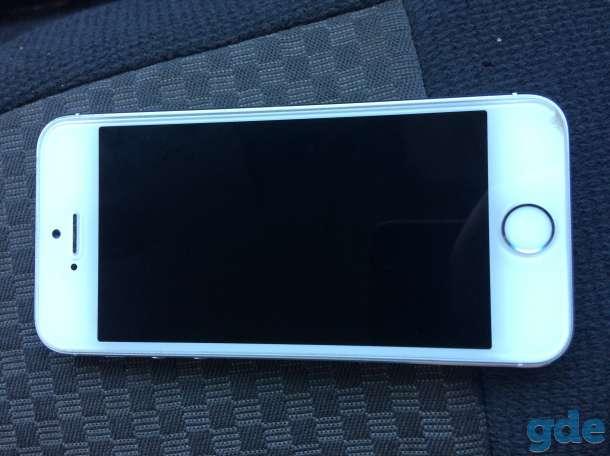 iPhone 5s 16 GB White, фотография 1
