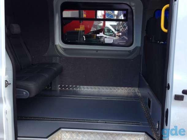 Ford Transit Van 310L BAS 2.2TD125 T4 M6 FWD (Торг!), фотография 3