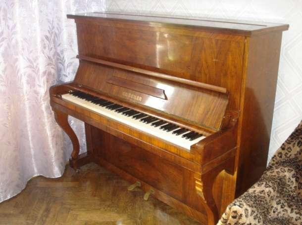 Настройка, ремонт пианино, фортепиано в Балее, фотография 1