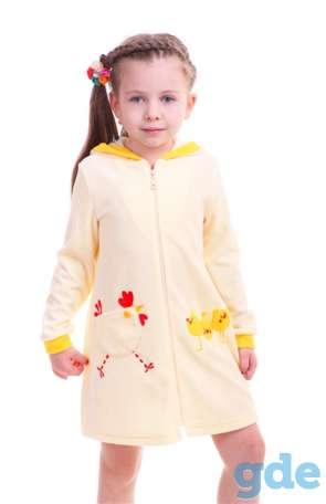 халаты сорочки пижамы для девочек, фотография 1