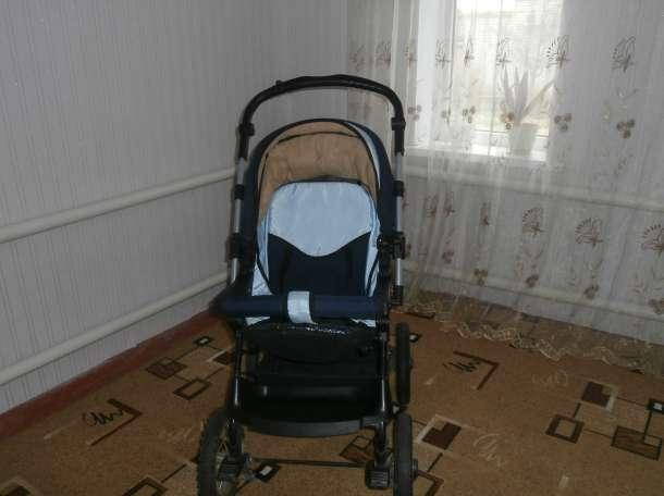 продам детскую коляску, фотография 5