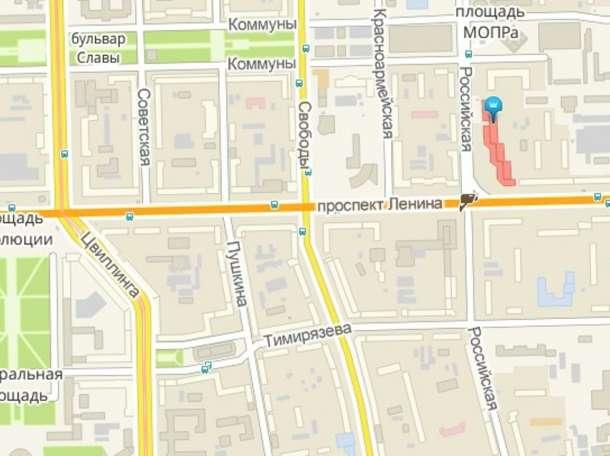 Сдам 1-к кв, пр. Ленина, 38 рядом ТК Радуга, площадь Мопра, 15000 руб., фотография 11