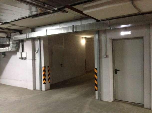 Подземный паркинг, фотография 1