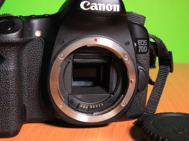 Canon 70D, фотография 5