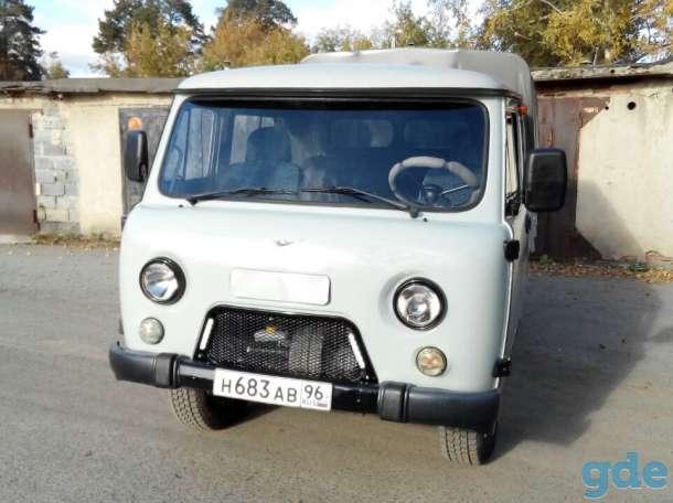 Продам грузопассажирский УАЗ 39094 Фермер, фотография 1
