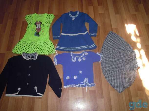 3 пакета вещей для девочки 5-8 лет, фотография 3