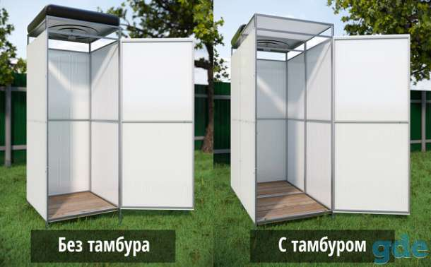 Продам летний душ и туалет в Хотынце, фотография 2