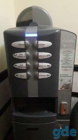 Кофе аппарат Colibri NECTA, фотография 1