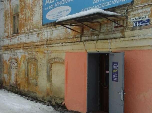 Продам здание в центре города, Воронежская обл., ул.Народная д.56, фотография 1