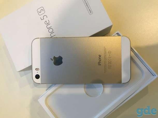 iPhone 5s 16Gb Gold, фотография 2