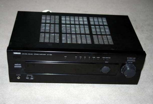 Усилитель Yamaha AX-392, фотография 2