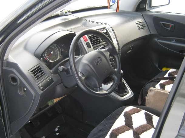 Hyundai Tucson, 2008, фотография 4