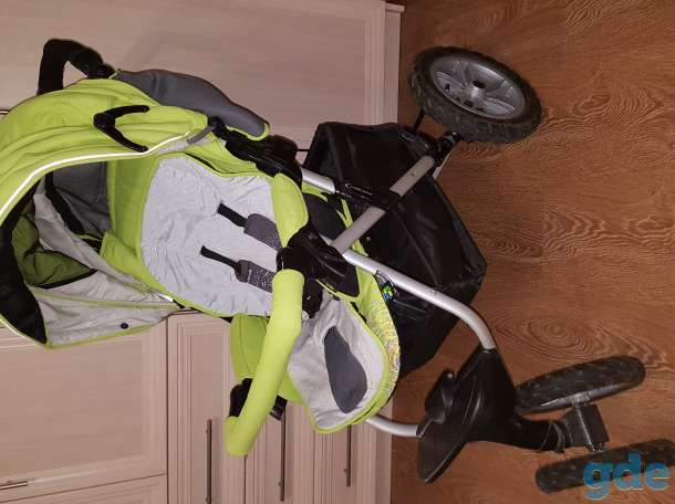 Универсальная детская коляска, фотография 4